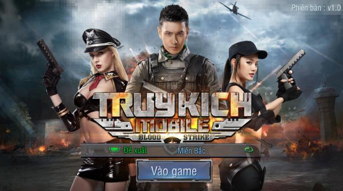 """Truy Kích Mobile – game bắn súng """"hot"""" nhất hiện nay"""