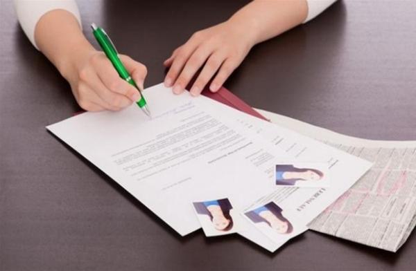 Top sơ yếu lý lịch thường gặp khi xin việc