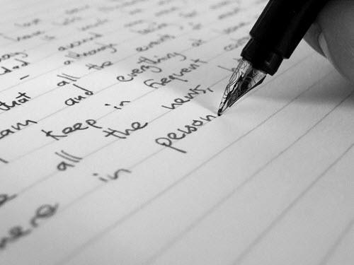 Lợi ích không ngờ của đơn xin việc viết tay