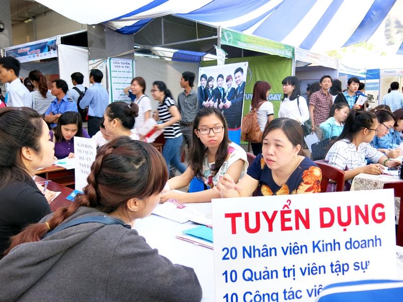 Chú ý gì với các doanh nghiệp khi tìm việc làm tại Hồ Chí Minh