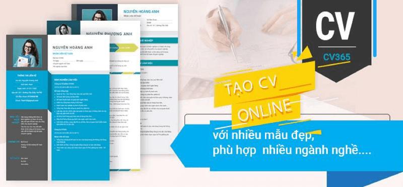 Cách tạo CV online đơn giản nhất cho người chưa có kinh nghiệm